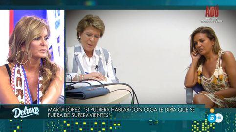 La delicada pregunta sobre Olga que Marta López se ha negado a responder