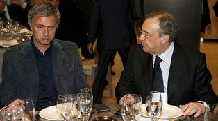 Mourinho a Florentino: Presidente, hay tres manzanas podridas en el vestuario