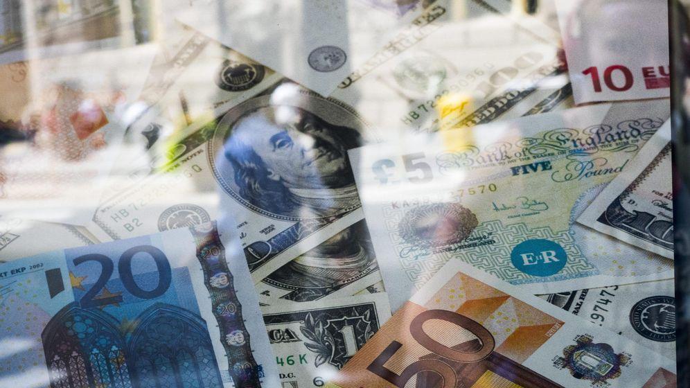 Foto: Billetes de euros (Efe)