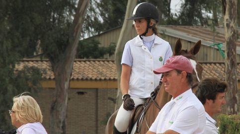 Las fotos que demuestran la pasión por los caballos de la infanta Elena