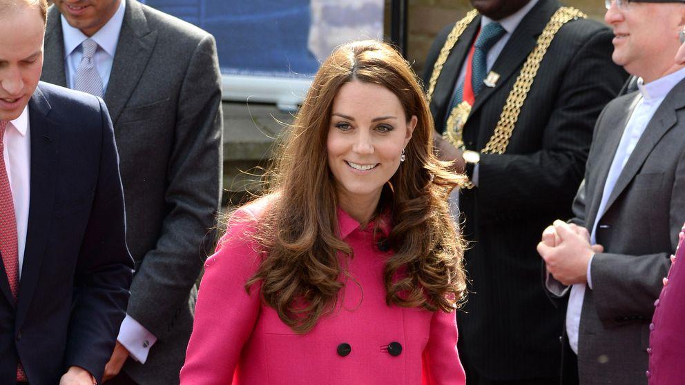 Kate Middleton encarga pintura rosa, ¿será niña el próximo 'royal'?