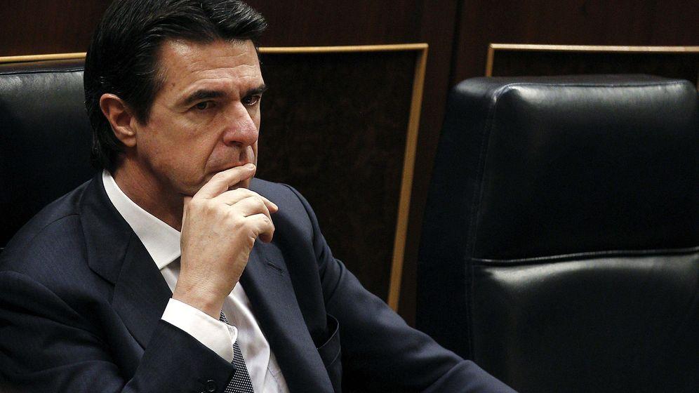 Foto: José Manuel Soria, ministro de Industria, Energía y Turismo. (EFE)