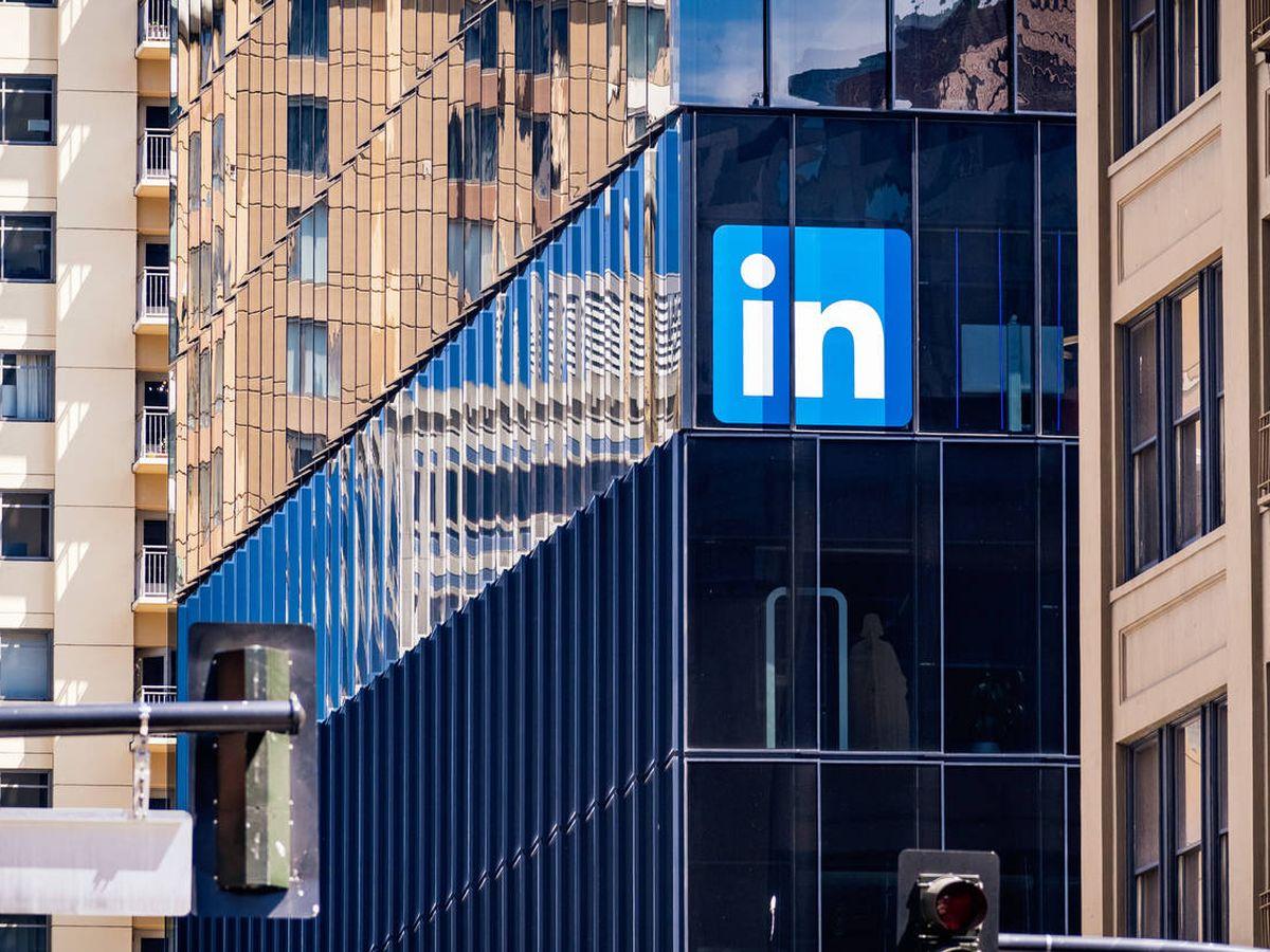 Foto: Oficinas de LinkedIn en San Francisco (Fuente: iStock)