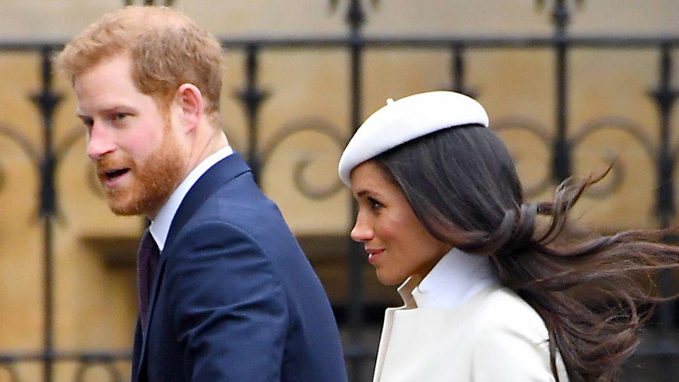 La ley que podría haber puesto en jaque la boda del príncipe Harry con Meghan