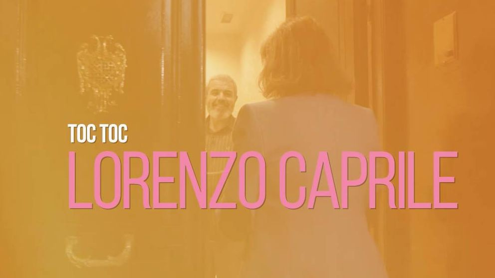 En el taller de Lorenzo Caprile: Siempre estaré en deuda con la infanta Cristina