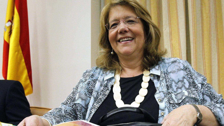 Elvira Rodríguez, presidenta de la CNMV. (EFE)