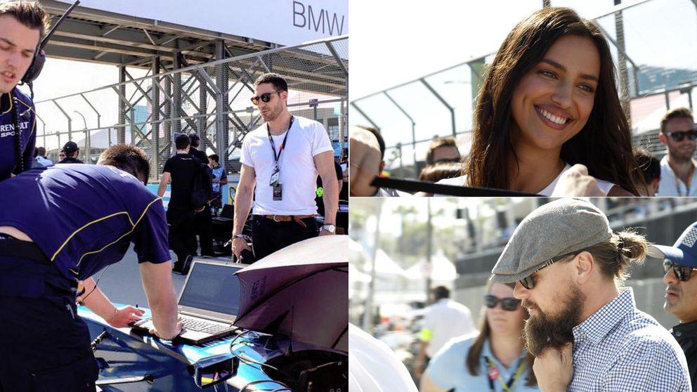 Silvestre, DiCaprio, Irina… Cónclave de guapos reunidos por Agag