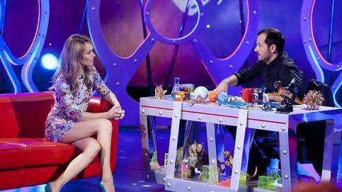 Patricia Conde y Ángel Martín, así fue el reencuentro más esperado de la tele