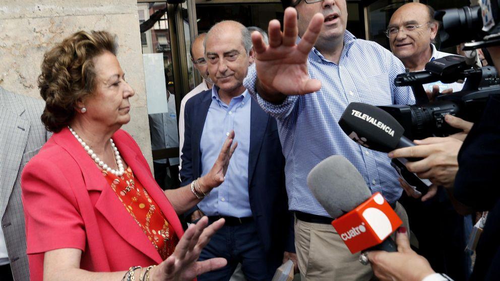 La semana 'horribilis' de Rita Barberá en campaña: insultos, gritos y amenazas