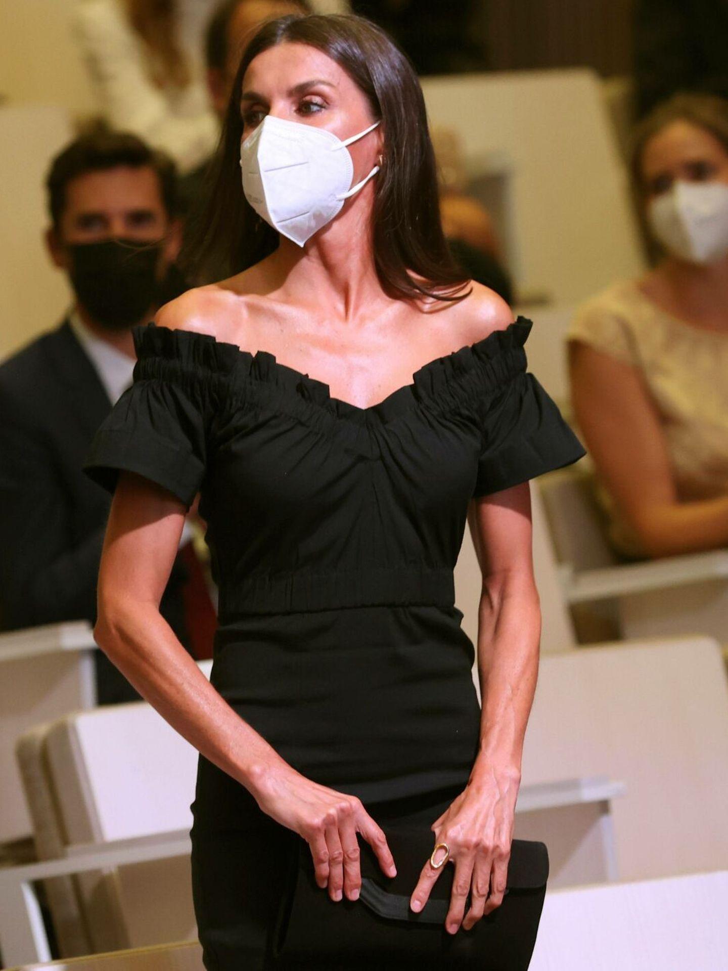 La Reina, en los Premios Retina ECO. (CP)