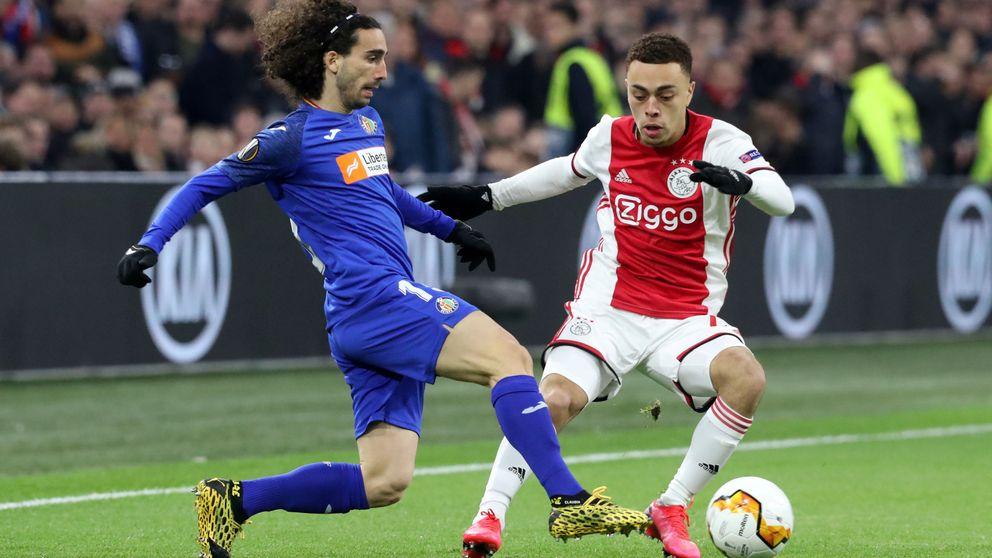 La UEFA suspende el Sevilla-Roma y el Inter-Getafe de Europa League por el coronavirus