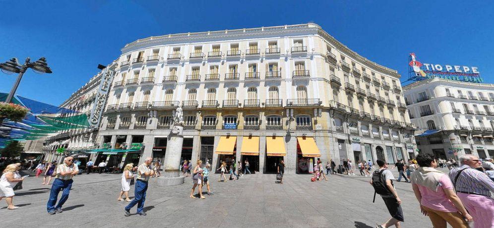 Mercado inmobiliario kennedy wilson se deja querer y for Edificio puerta del sol quito