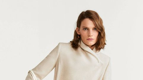 Ficha por 60 euros el abrigo de lana de Mango Outlet que más estiliza la figura y que solía costar el doble