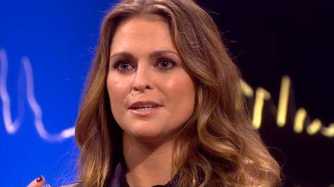 El pequeño reproche de la princesa Magdalena a sus padres en la TV sueca