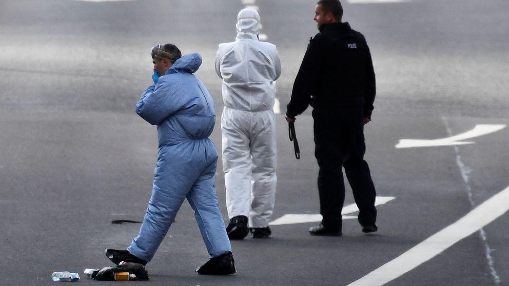 Un español, hospitalizado en Londres con heridas que no revisten gravedad