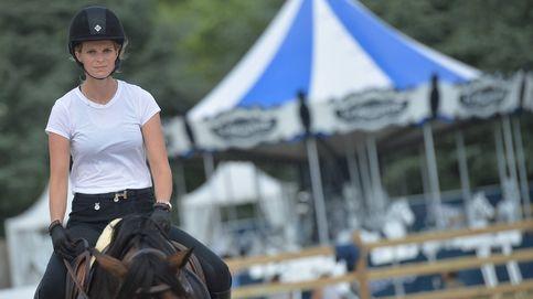 Athina Onassis se queda con la 'custodia' del caballo de Doda Miranda
