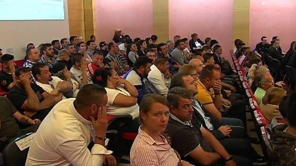 Juicio en Granada contra más de 100 personas por amañar aprobados en el examen teórico del carnet de conducir