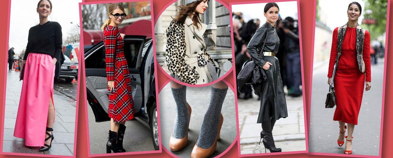 Cuero… Las Look Arriésgate De Con Zapatos Rojos Tu Vestidos Como qwZAAB