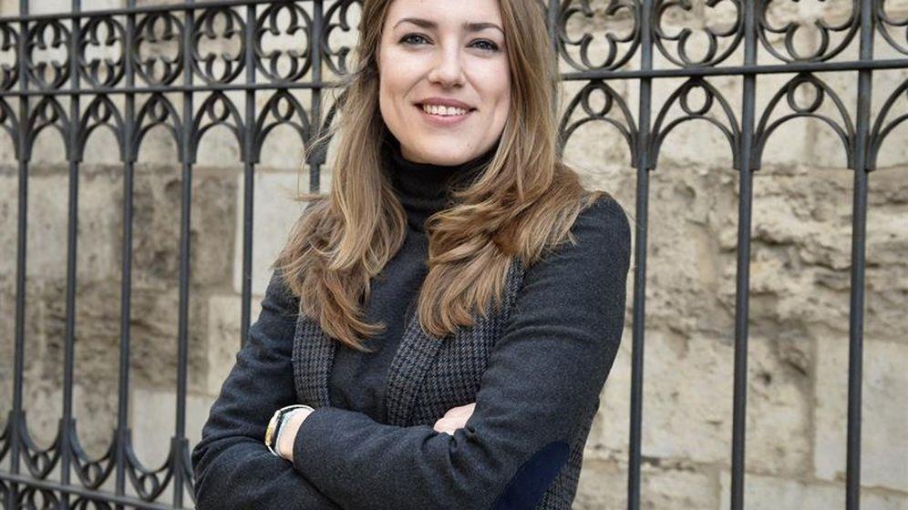 Foto: María Such, la diputada más joven del Congreso. (José Jordan/Europa Press)