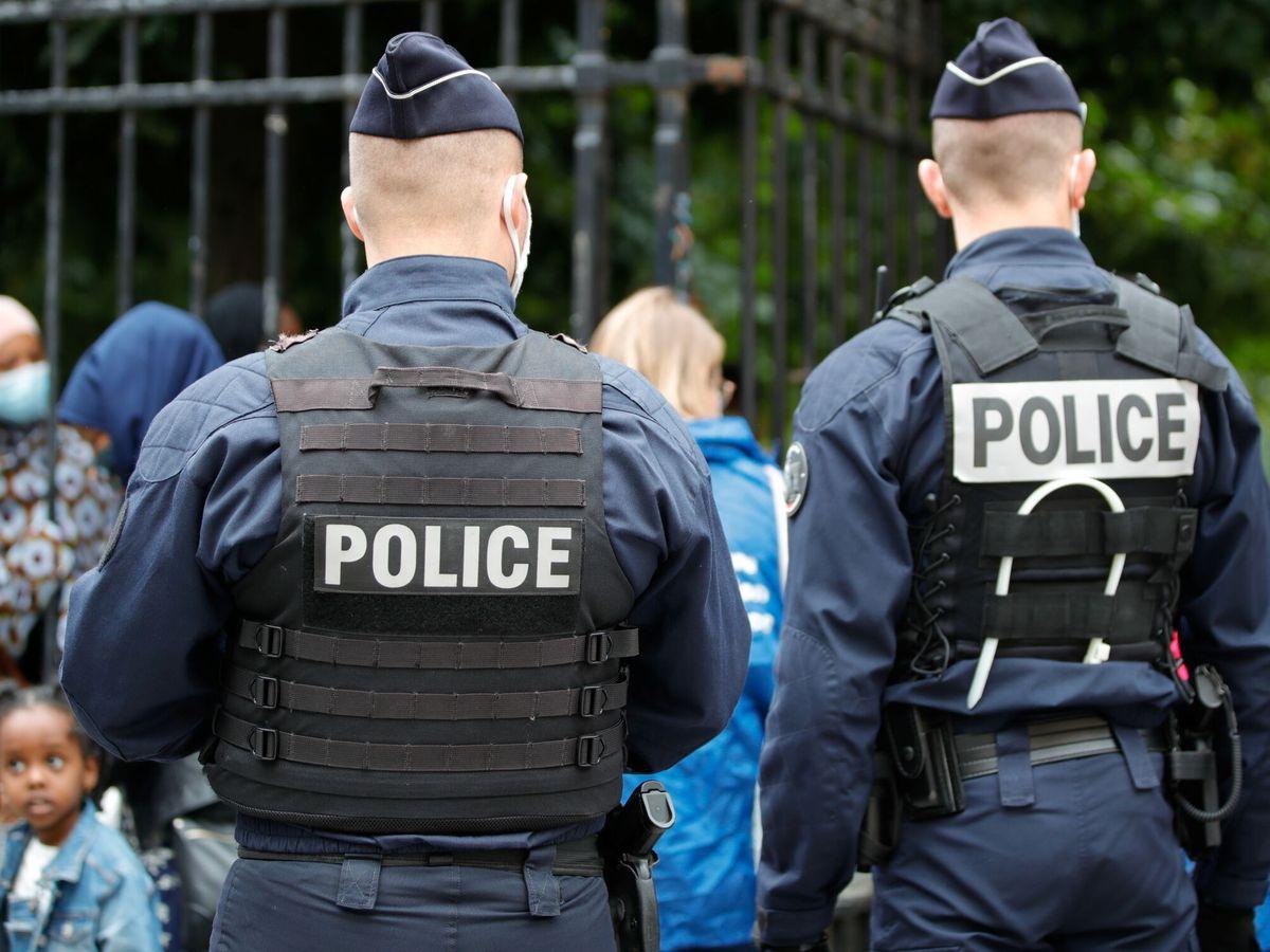 Foto: Foto de archivo de Policía en Francia. (Reuters)