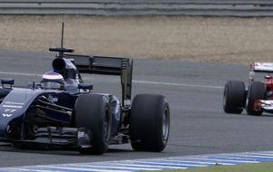 En esta F1 más vale ser tortuga que liebre... al menos al principio