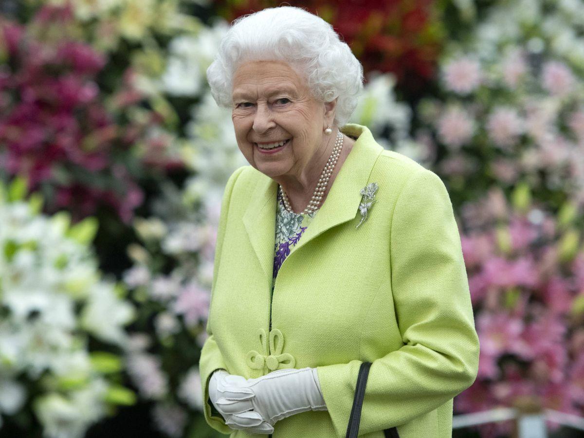 Foto: La reina Isabel II. (Getty)