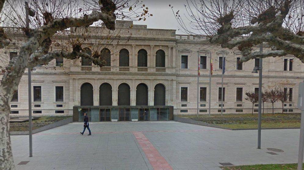Foto: Fachada del Tribunal Superior de Castilla y León. (Google Maps)