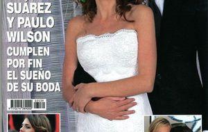 Guti y Romina Belluscio esperan un hijo