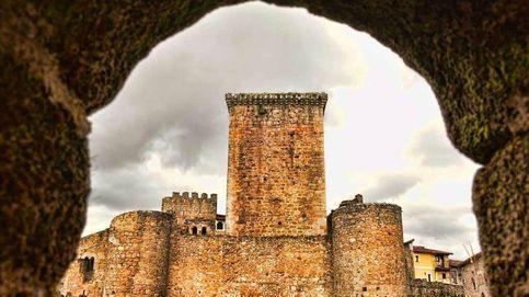 En busca de 40.000 euros para recuperar el castillo de Miranda del Castañar