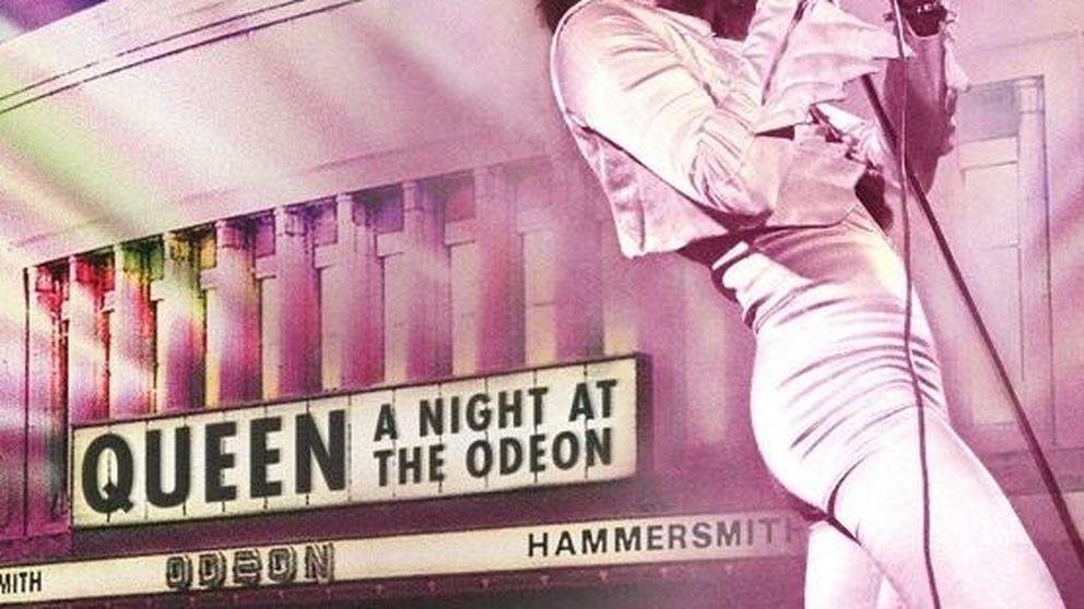 Queen vuelve a revivir su legendaria noche en el Odeon