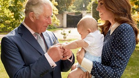 Día de los Abuelos: las fotos más emotivas de los royals con sus nietos