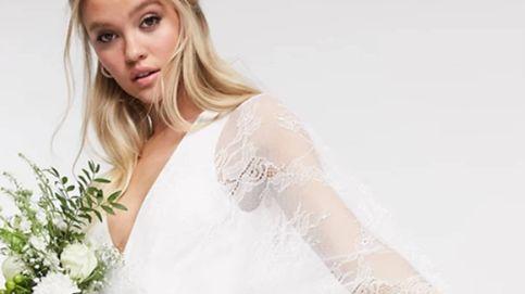 Vestidos de novia low cost de Asos para triunfar en tu boda