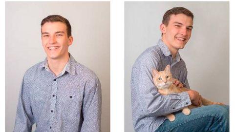 Los hombres que tienen fotos con gatos ligan menos por internet