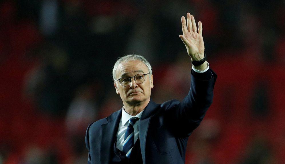 Foto: Claudio Ranieri emitió una emotiva carta de despedida del Leicester (Reuters)