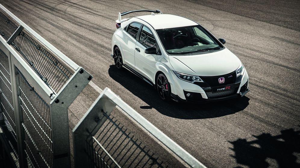 Foto: El Honda Type R más potente