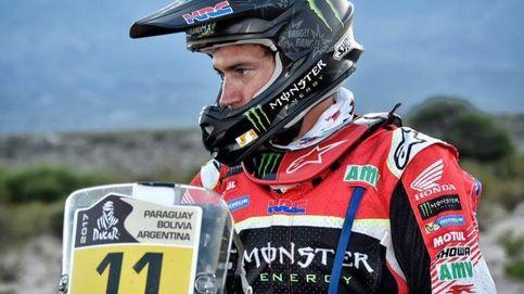 ¿Qué le falta a Barreda para ganar el Dakar? Organización de Honda