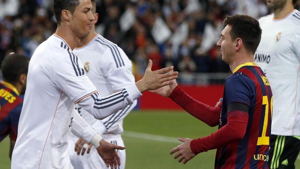 Los millonarios clubes de Manchester amenazan con fichar a Ronaldo y Messi