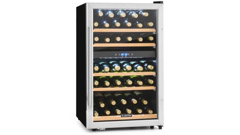 El mejor frigorífico para vinos de Klarstein