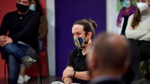 Iglesias pide a Madrid Sur que se movilice y evite la humillación ante el barrio de Salamanca