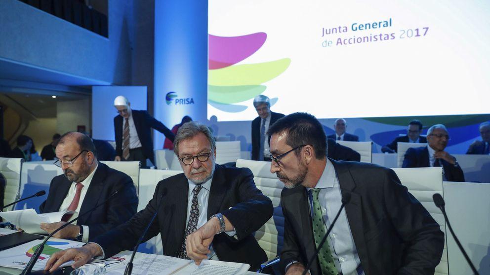 Prisa nombra a Xavier Pujol secretario del consejo tras dimitir Antonio García-Mon