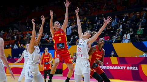 Cruel adiós para la campeona: España sucumbe en la prórroga ante Serbia (71-64)