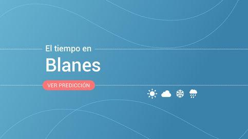 El tiempo en Blanes: previsión meteorológica de hoy, jueves 14 de noviembre