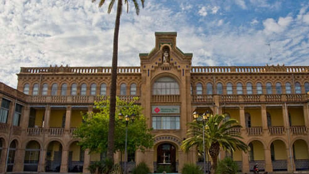 Foto: Uno de los Hospitales de Nisa, el Valencia al Mar. (Nisa)