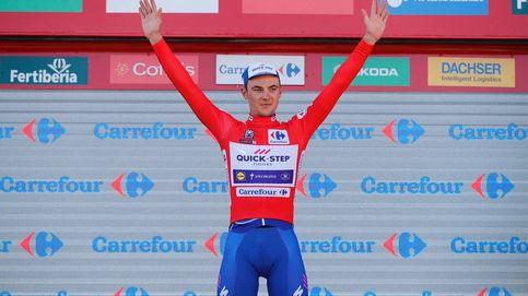 El viento descuelga a Contador, que ya pierde 31 segundos con Froome