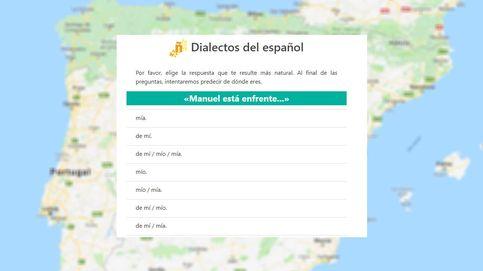 ¿Has probado ya 'Dialectos del español'? El juego de moda es un estudio científico