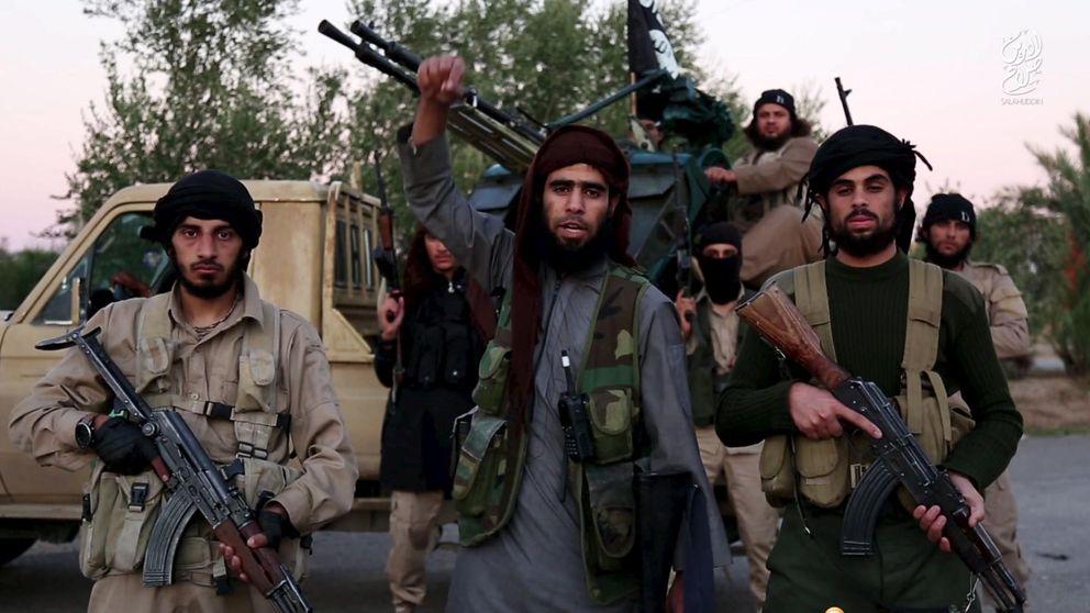 El vídeo de ISIS reivindicando los atentados amenaza a Roma y Al Andalus