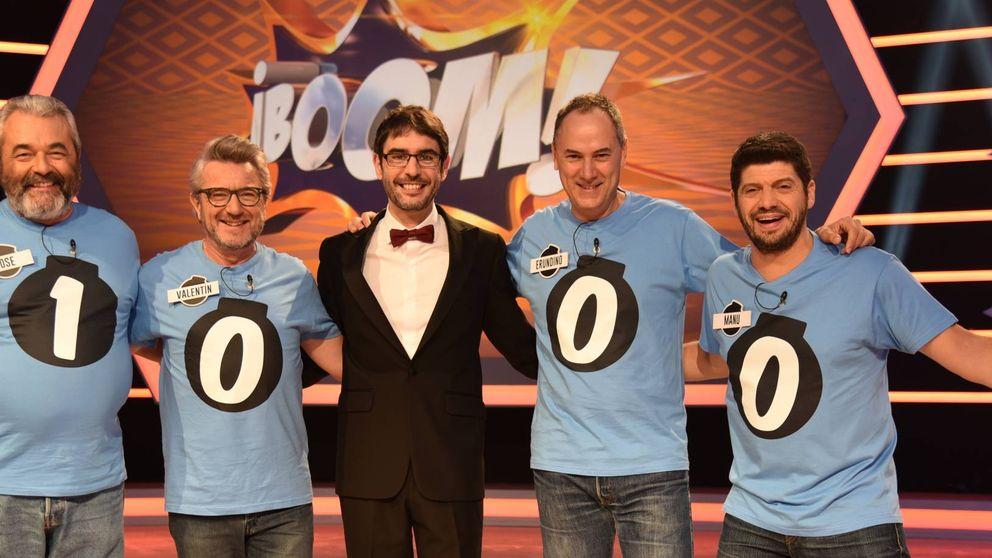 '¡Boom!' alcanza los 1.000 programas con nuevo máximo histórico mensual