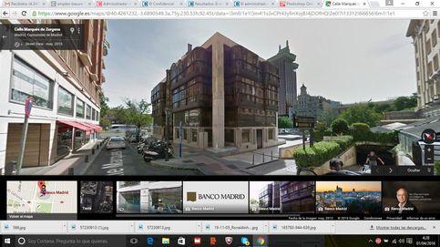 Banco Madrid reclama tres millones a Meliá por el edificio de Colón