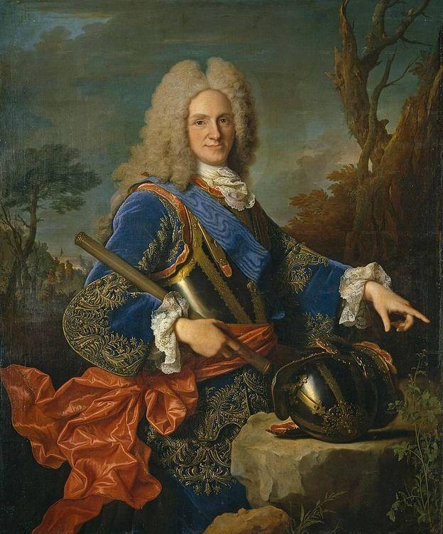 Foto: Retrato oficial del rey Felipe V de España (1683-1746).