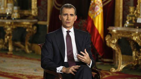 El mensaje de Navidad del Rey Felipe VI pierde 1,5 millones de espectadores